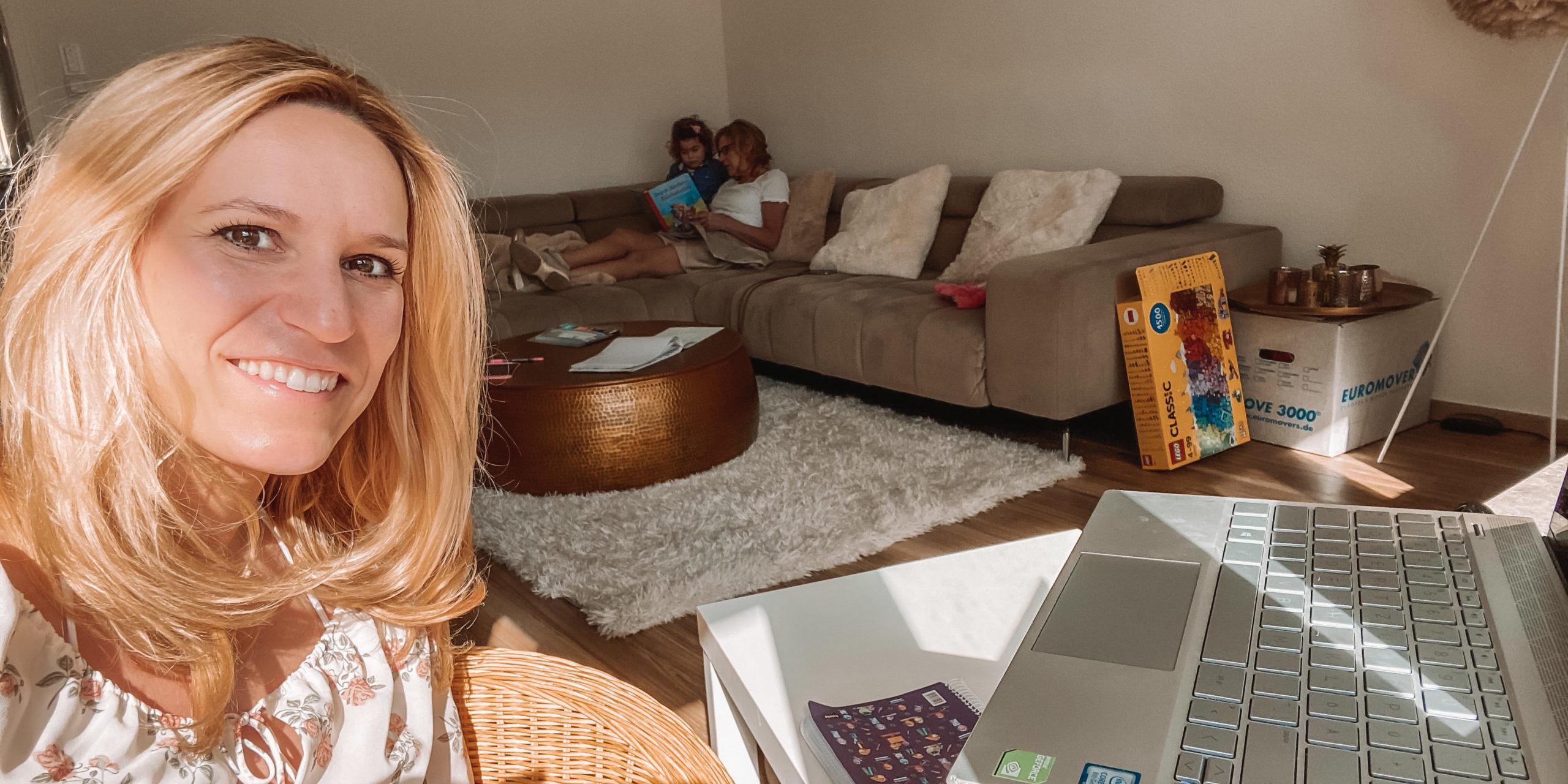 Arbeiten im Homeoffice ist wie arbeiten im Büro, nur (wo)anders